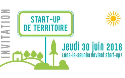 Lons-Le-Saunier: Réunion de lancement Start-Up !